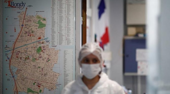 France reports over 45,000 new virus cases