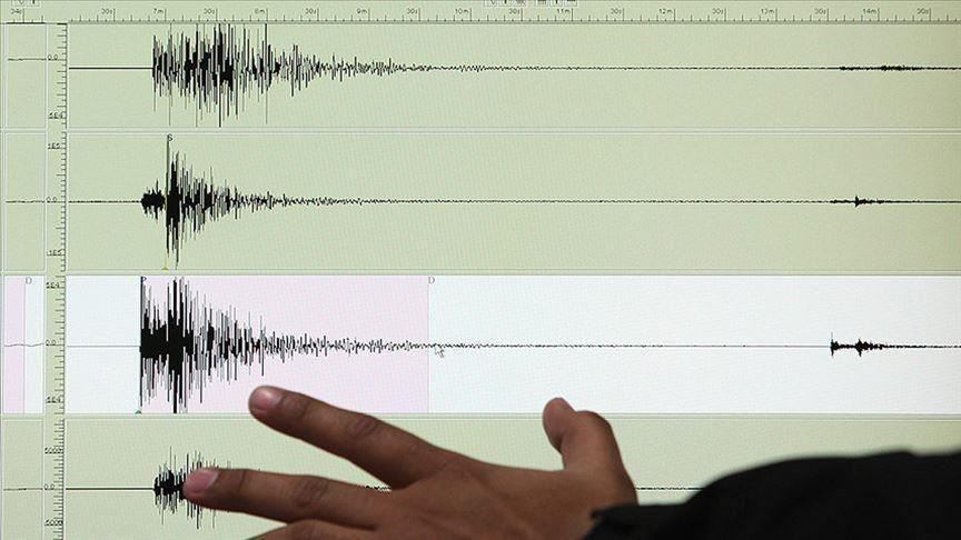 Magnitude 6.4 quake hits Greek island Crete