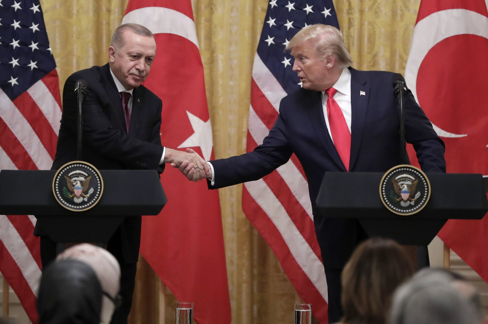 Turkey looks to benefit from opportunities to boost ties with US