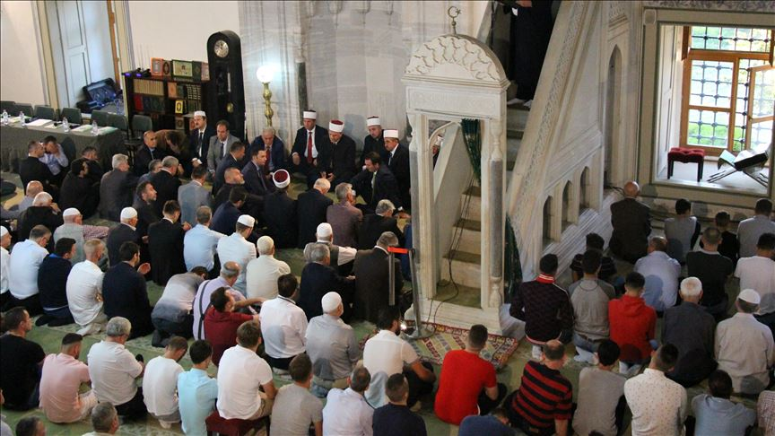 W.Balkans welcomes Muslim holiday amid COVID-19