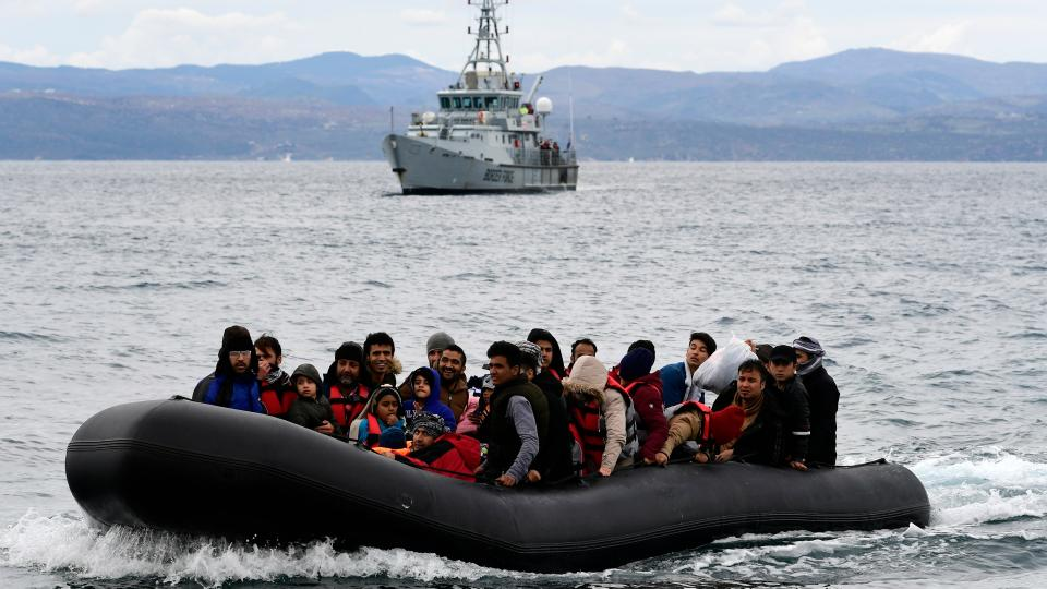 EU border agency complicit in Greek refugee pushback campaign