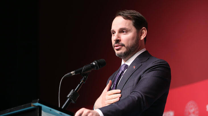 Turkey's Treasury and Finance Minister Berat Albayrak resigns