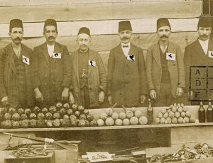 Historian rejects 'genocide' in 1915 Armenian events