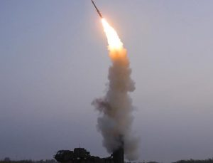 North Korea fires newly developed anti-aircraft missile in latest test